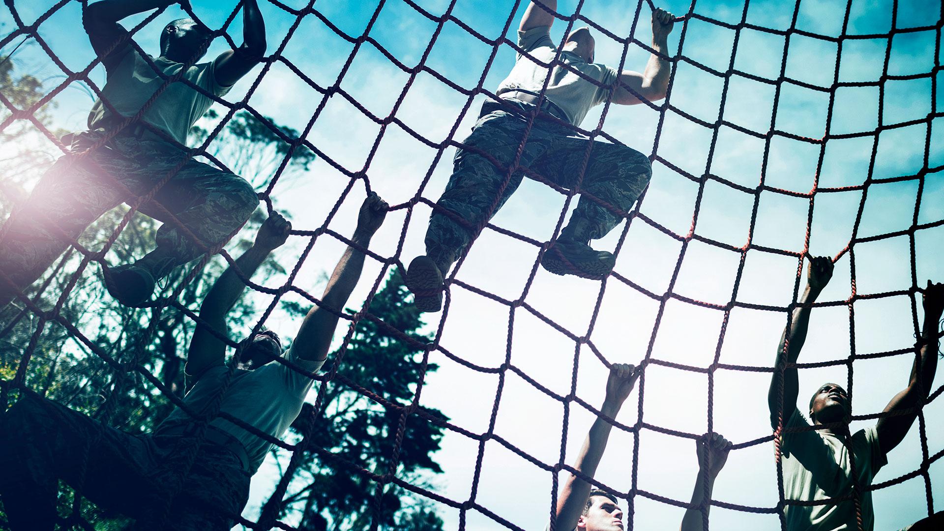 O conceito do treinamento concorrente: Resistência x força