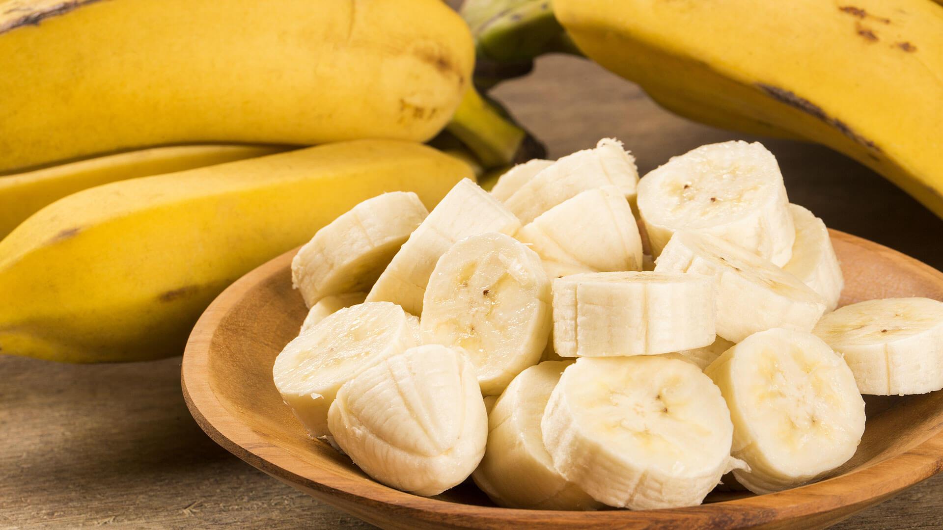 Banana na Dieta? Com certeza!