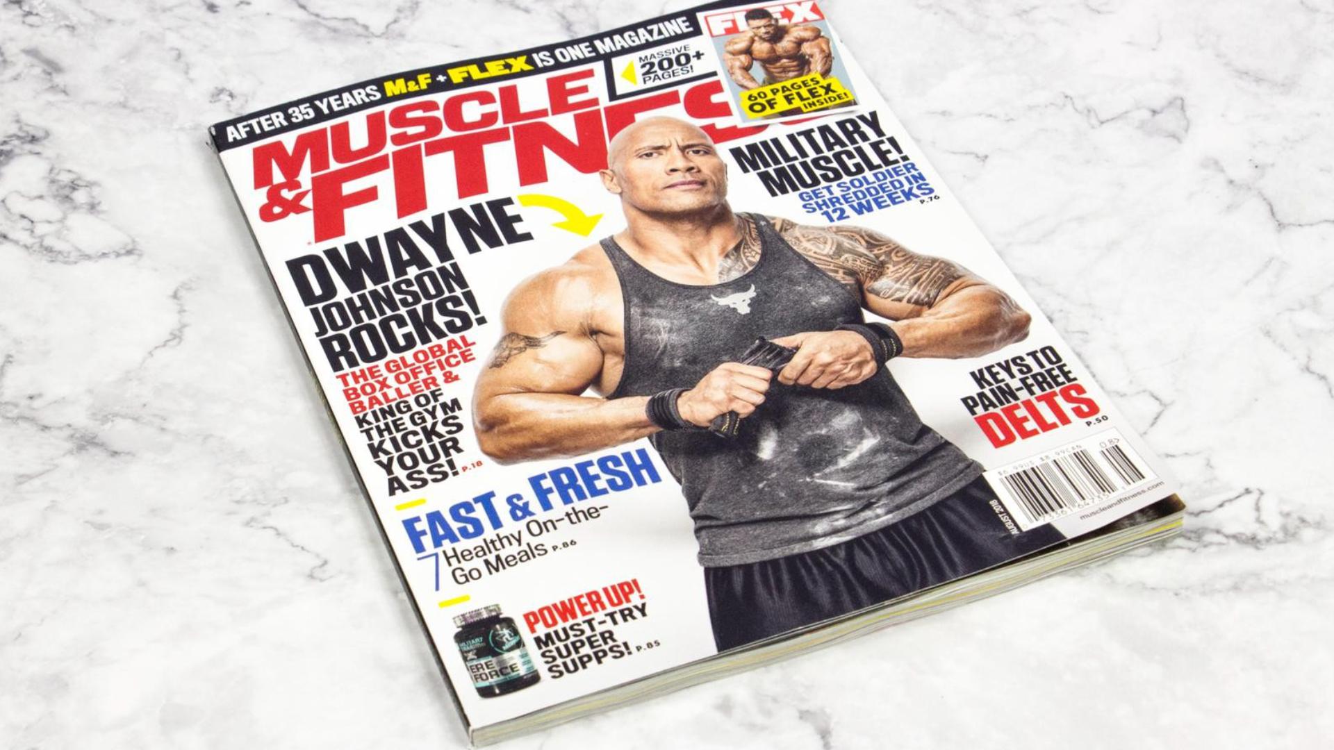 Military Trail em destaque na cobertura da Muscle & Fitness