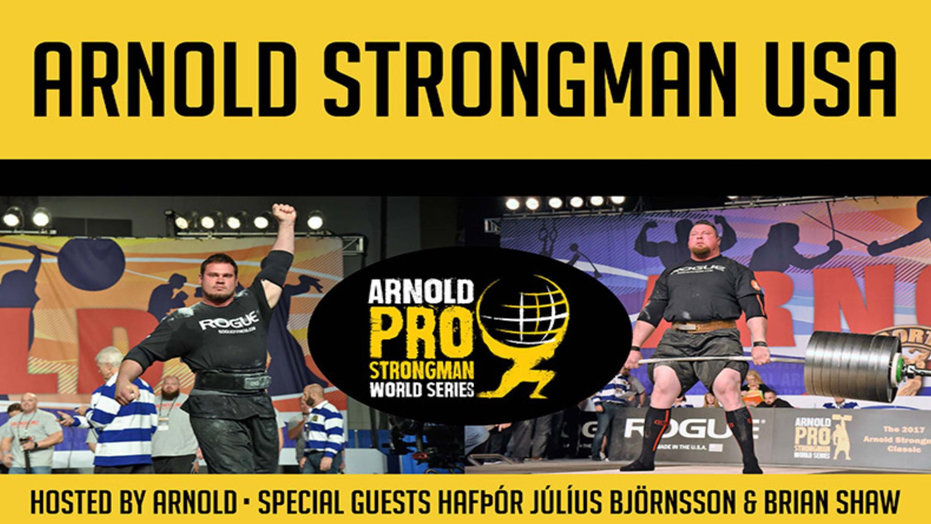 Arnold Pro Strongman World Series realizado no Píer de Santa Mônica