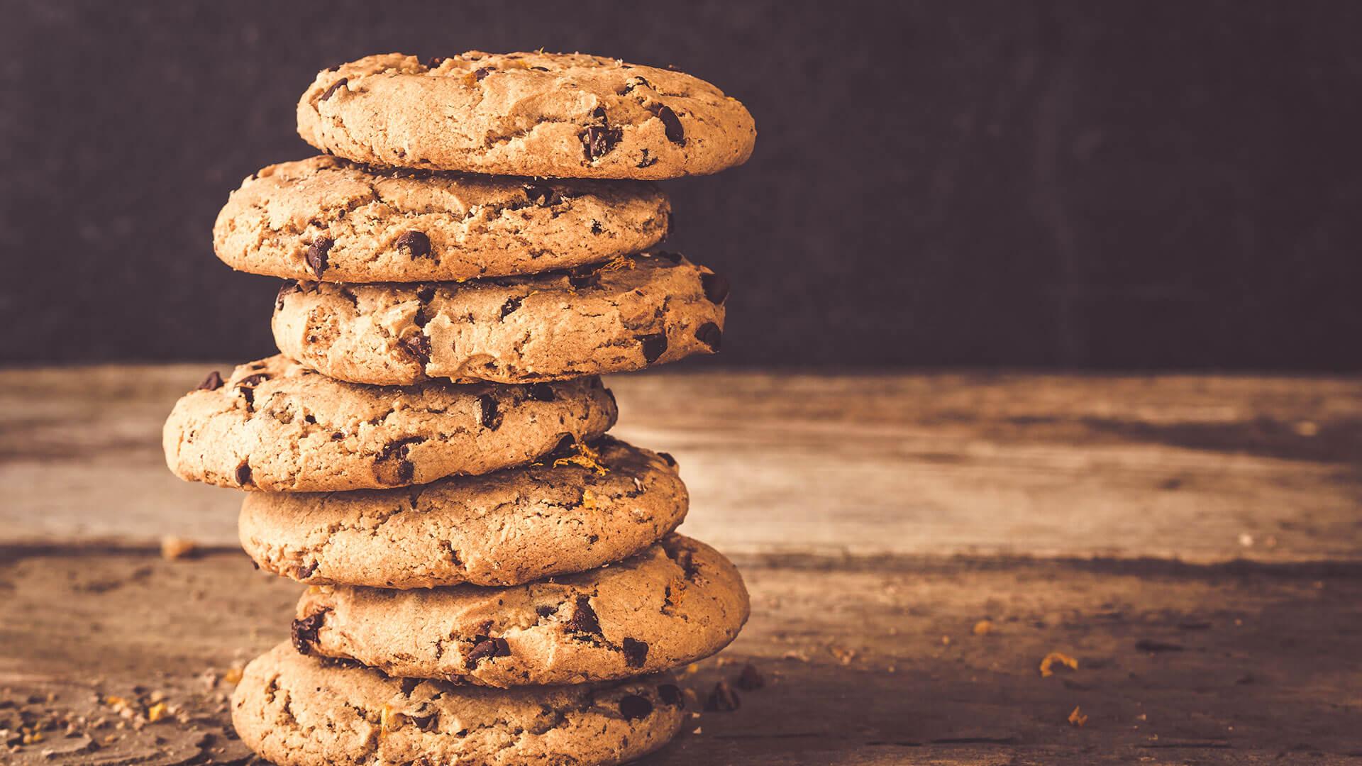 Cookies proteicos