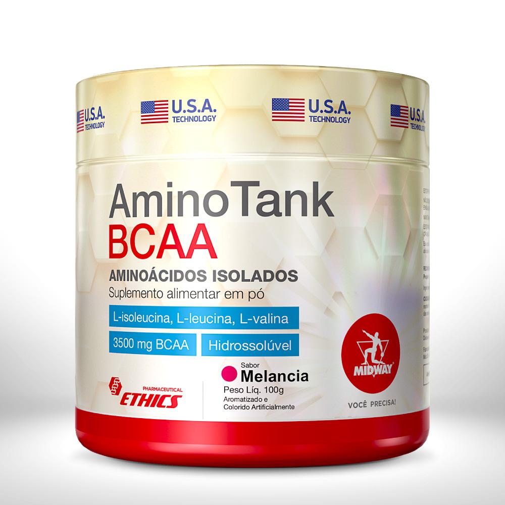 AMINO TANK BCAA 100 g  Melancia