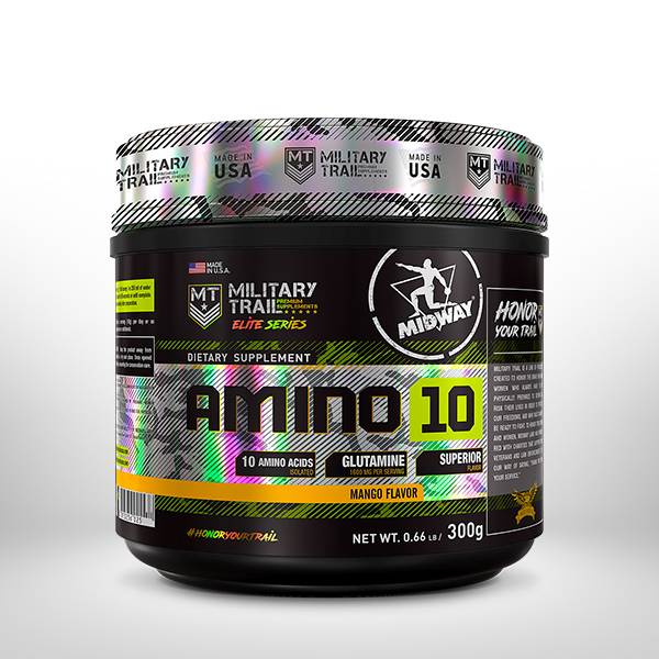 Amino 10 Powder 300g  Mango