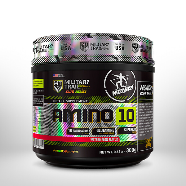 Amino 10 Powder 300g  Watermelon