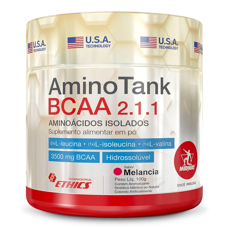 Amino Tank BCAA 2.1.1 100 g  Melancia