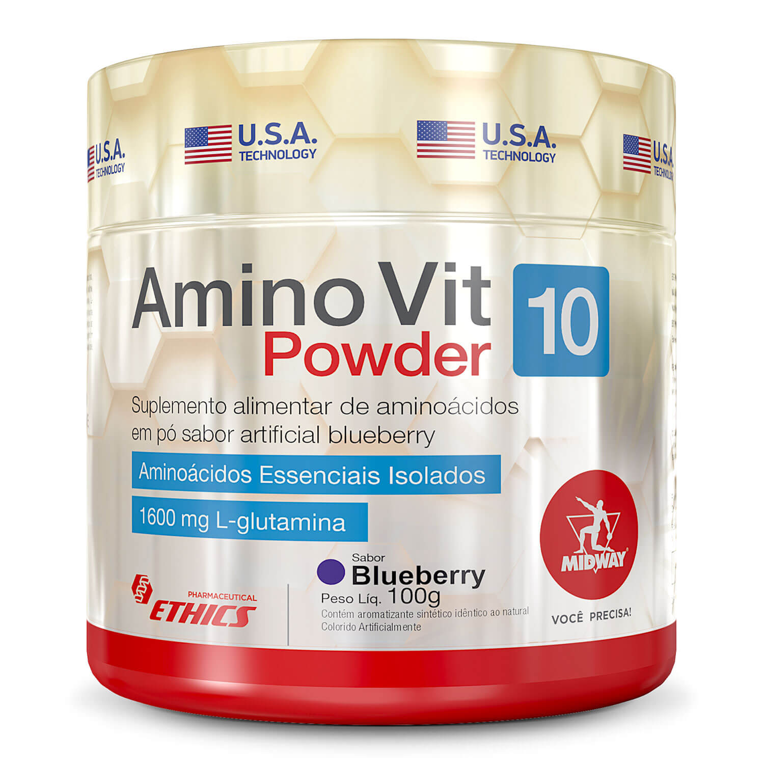 Amino Vit 10 Powder