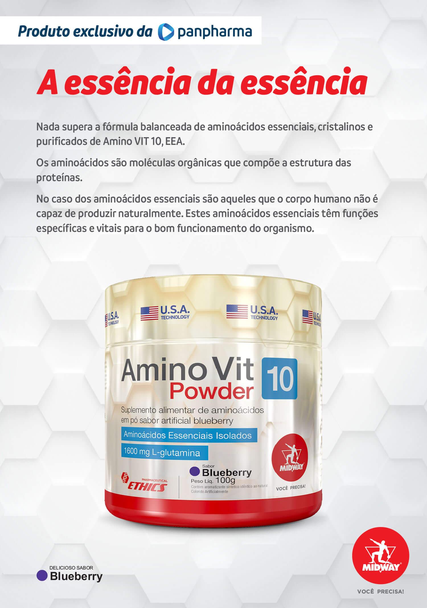 Amino Vit 10 Powder