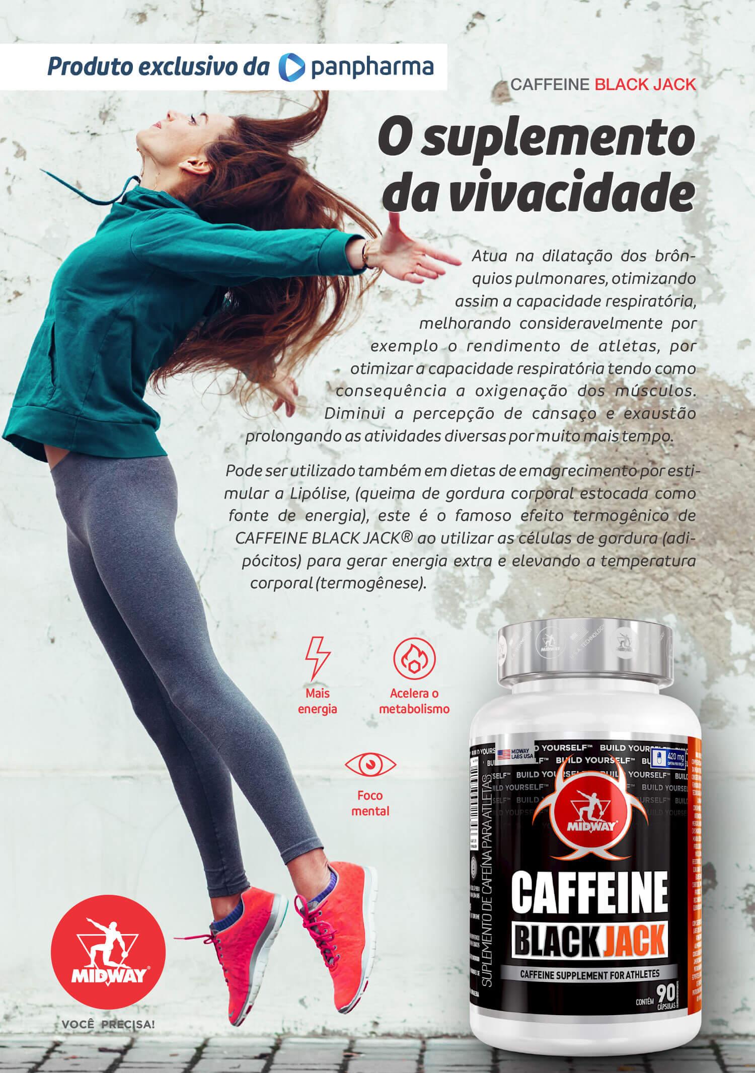 Caffeine Black Jack