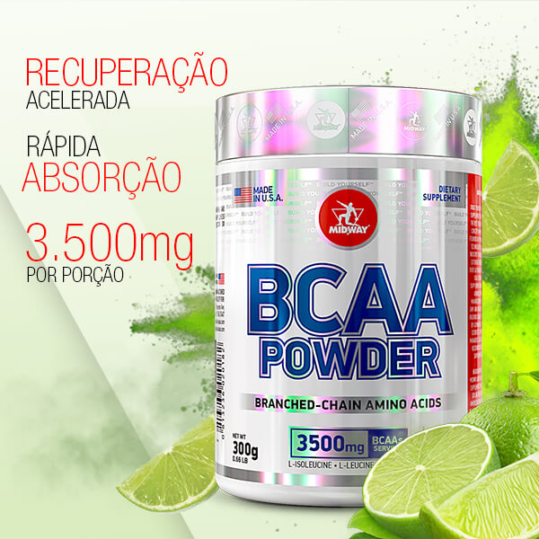 BCAA Powder 300g  Lemonade