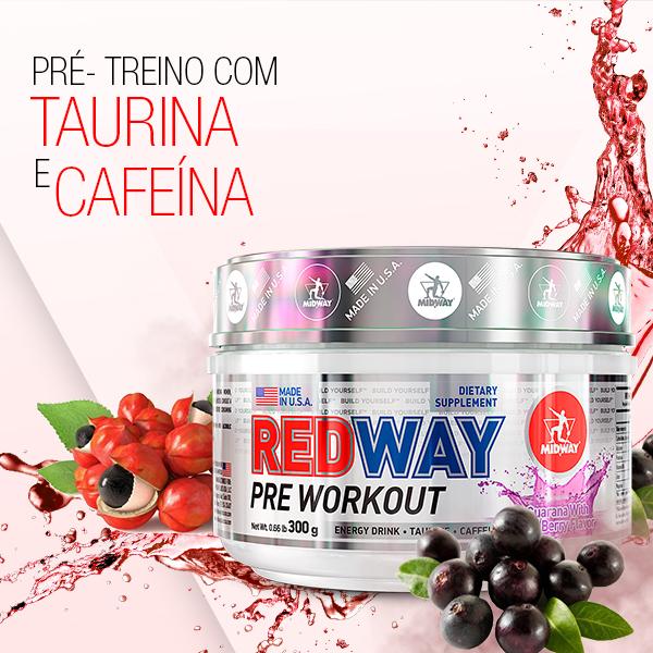 Redway 3D 300g  Guaraná com Açaí