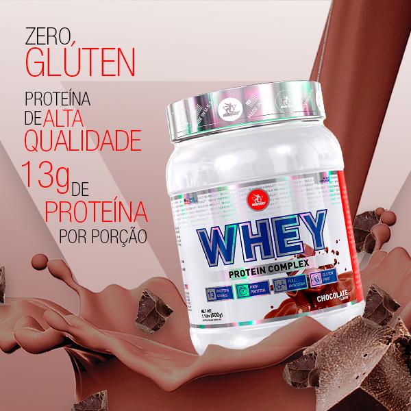 Whey Protein Complex 500g  Chocolate