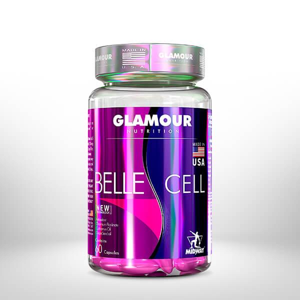 Belle Cell 60 cápsulas  Sem sabor