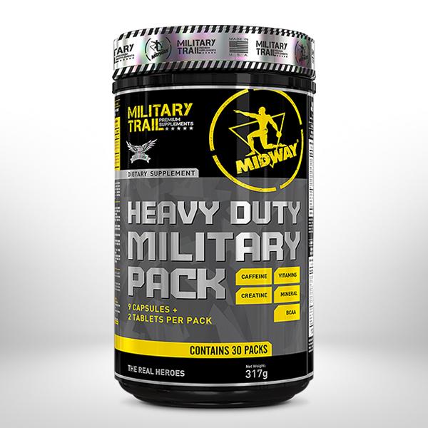 Heavy Duty Pack 30 sachês  Sem sabor