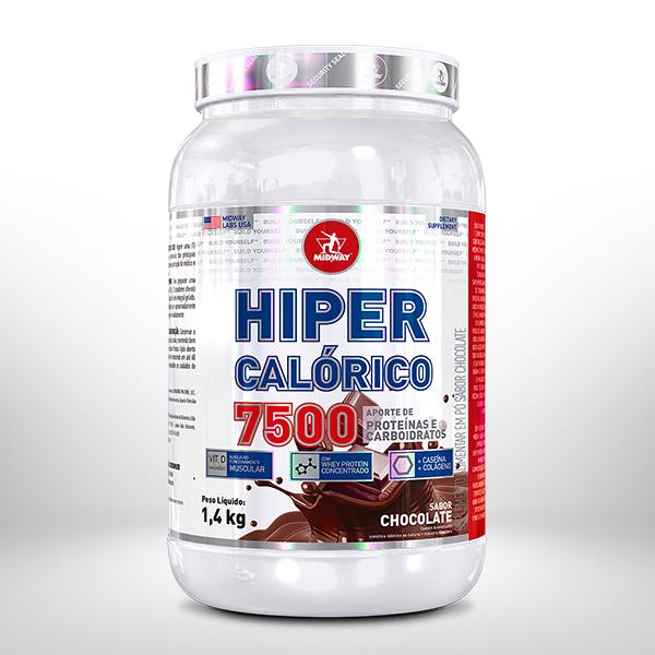 Hipercalórico USA 7500 1,4Kg  Chocolate