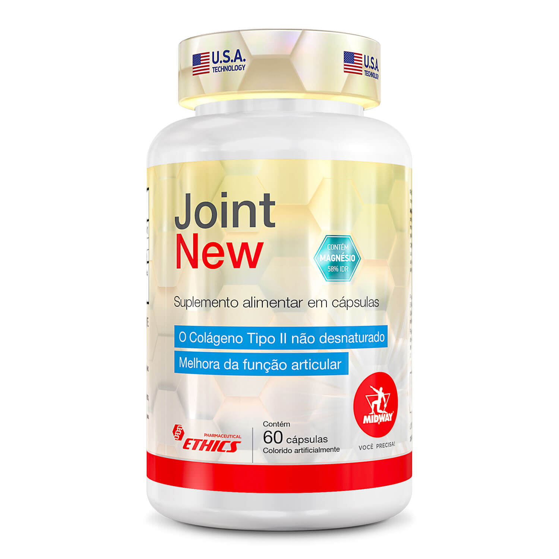 Joint New 60 cápsulas  Sem sabor