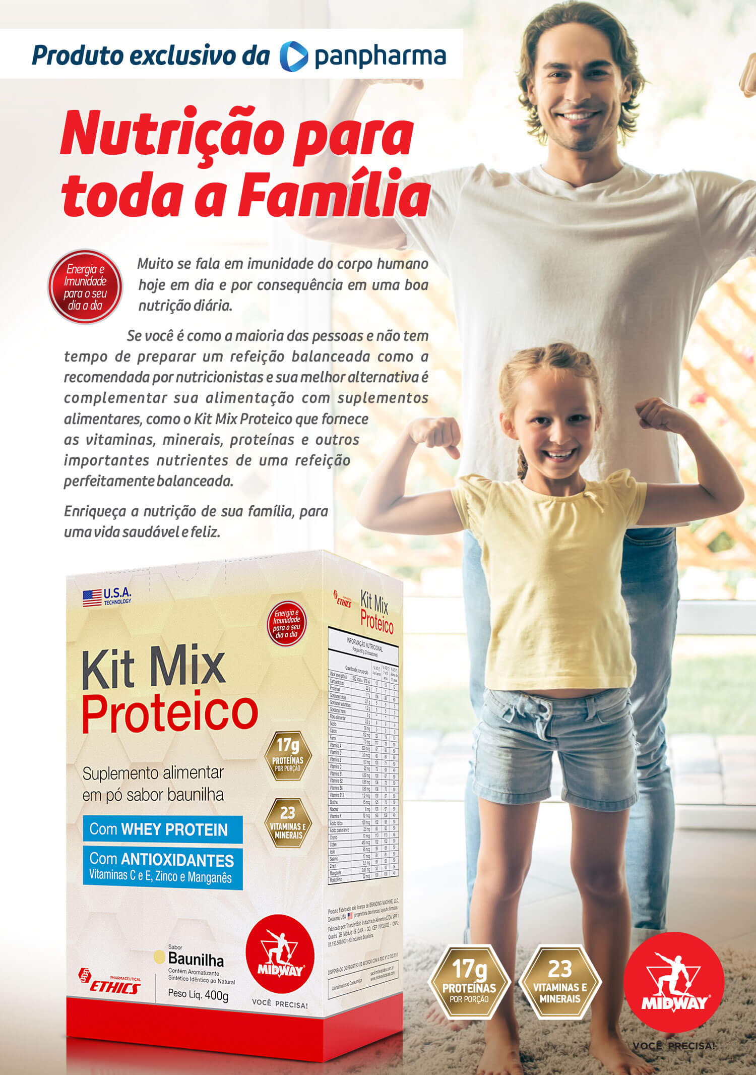 Kit Mix Proteico