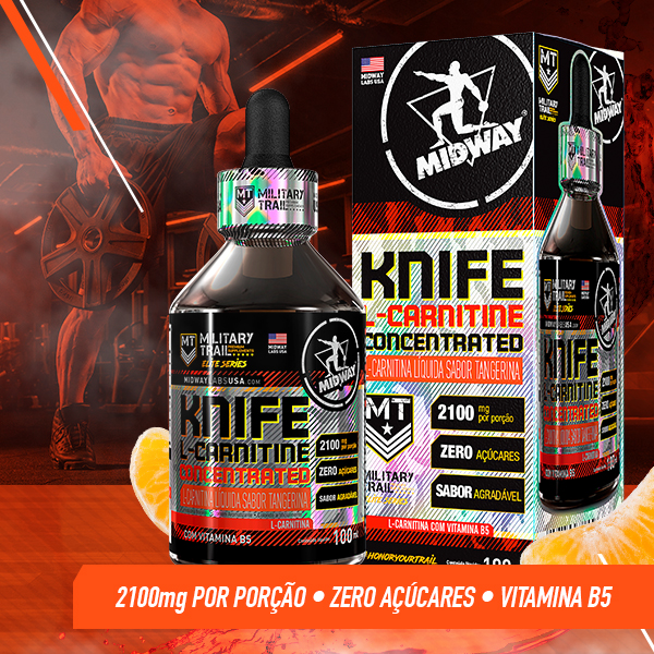 L-Carnitine Knife Concentrated