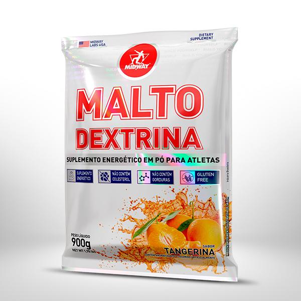Maltodextrina 900g  Tangerina