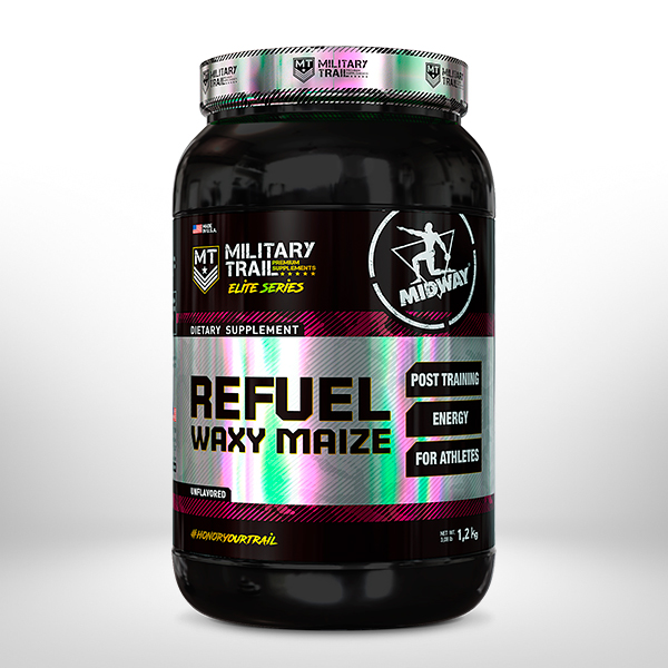 Refuel Waxy Maize
