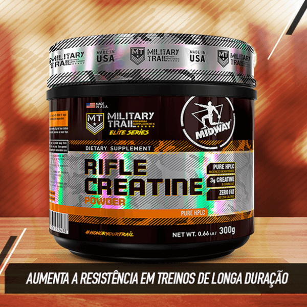 Rifle Creatine 280g  Sem sabor