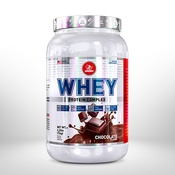 Whey Protein Complex 1Kg  Chocolate