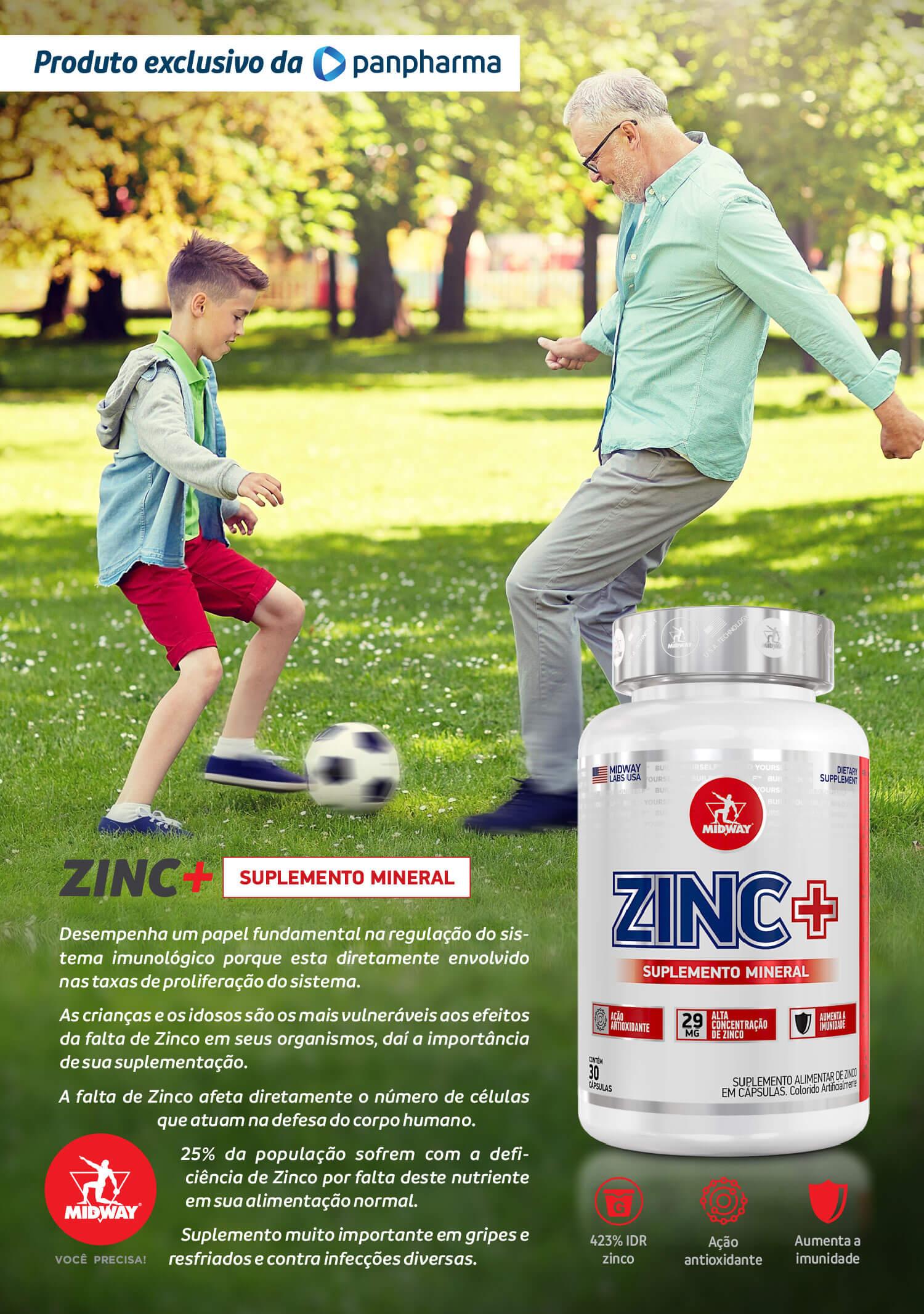 Zinc+